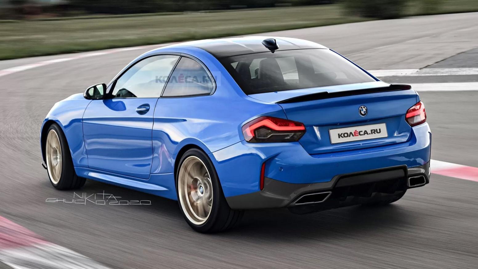 New Concept 2022 BMW 220D Xdrive