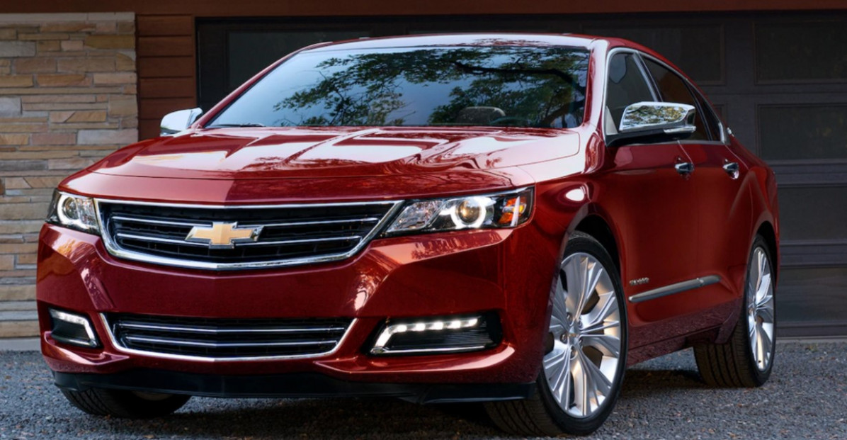 Prices 2022 Chevrolet Impala Ss