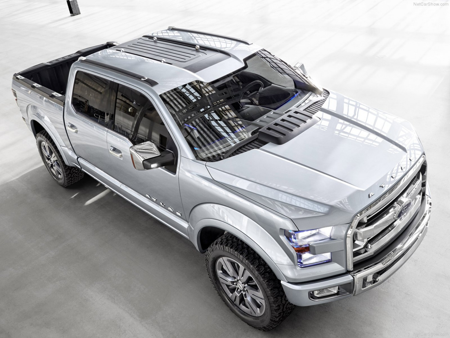 New Model and Performance 2022 Ford F150 Atlas