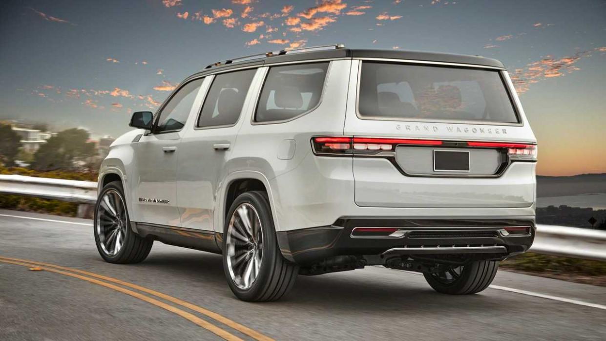 Ratings 2022 Jeep Grand Wagoneer