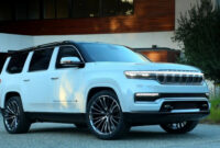 price and review 2022 jeep grand wagoneer