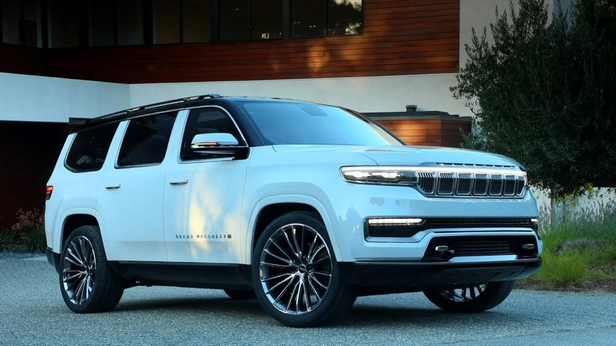 Release Date and Concept 2022 Jeep Grand Wagoneer