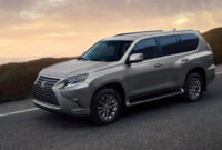 price and review 2022 lexus gx 460