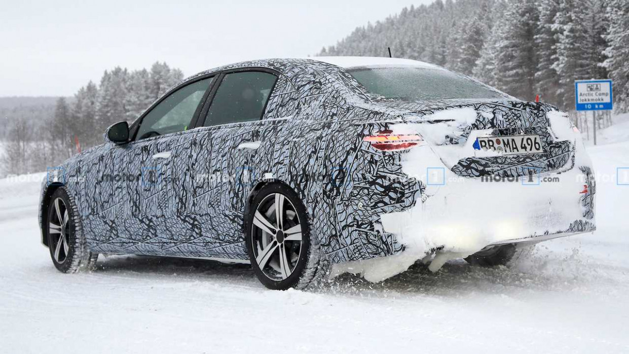 Redesign and Review 2022 Mercedes-Benz C-Class