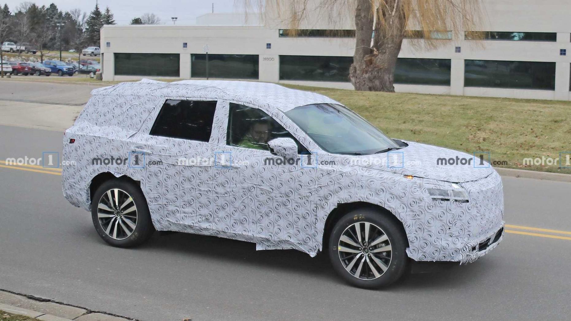 Images 2022 Nissan Pathfinder