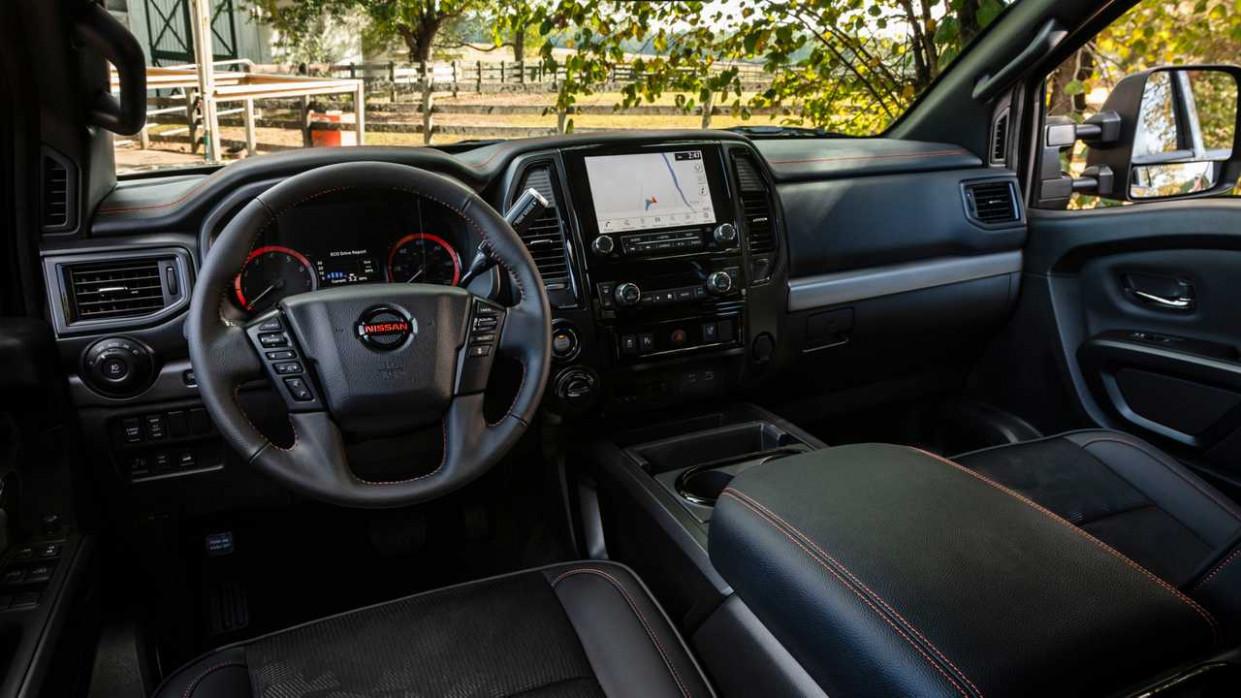 Speed Test 2022 Nissan Titan Updates