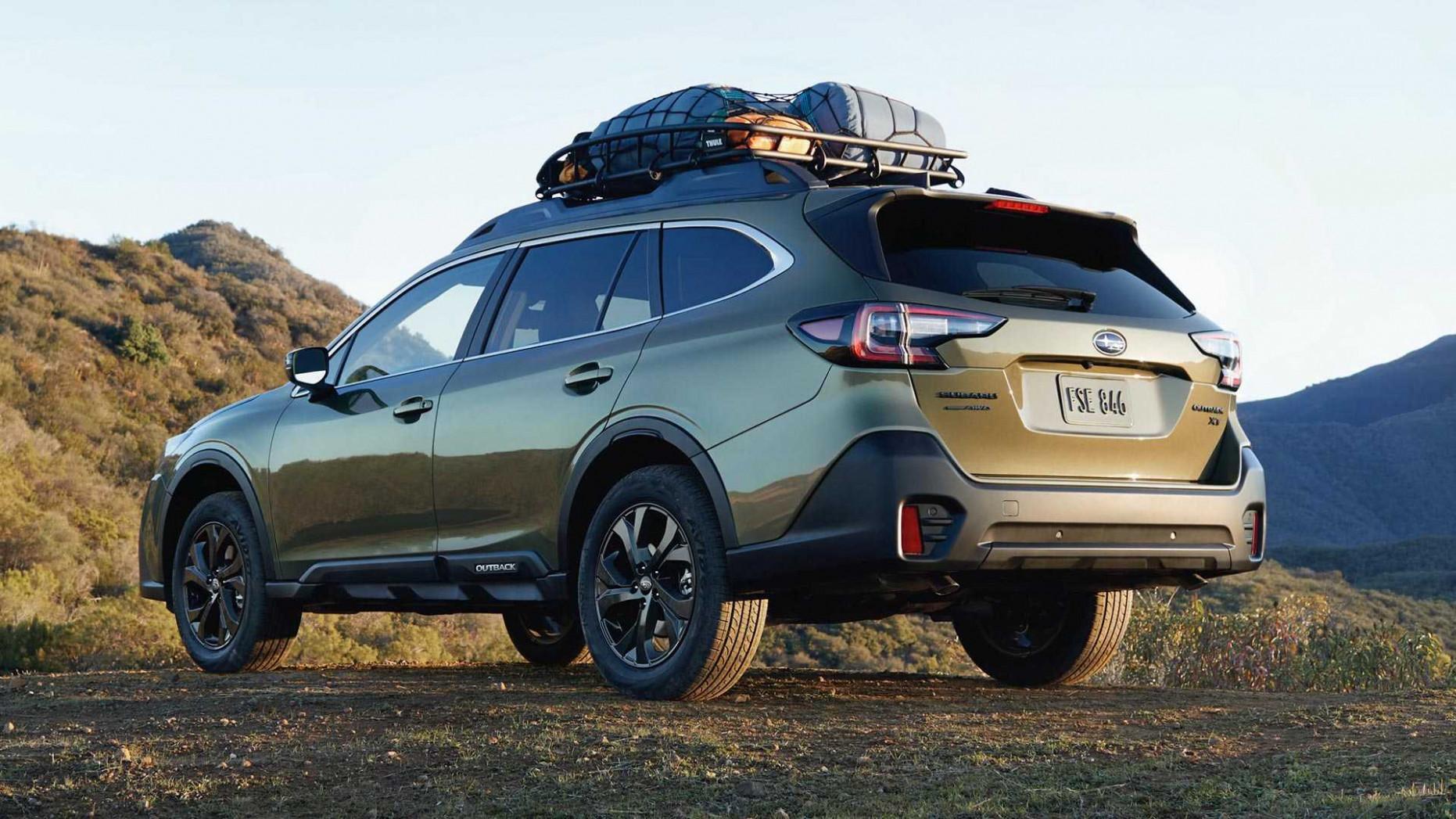 Interior 2022 Subaru Outback Exterior Colors
