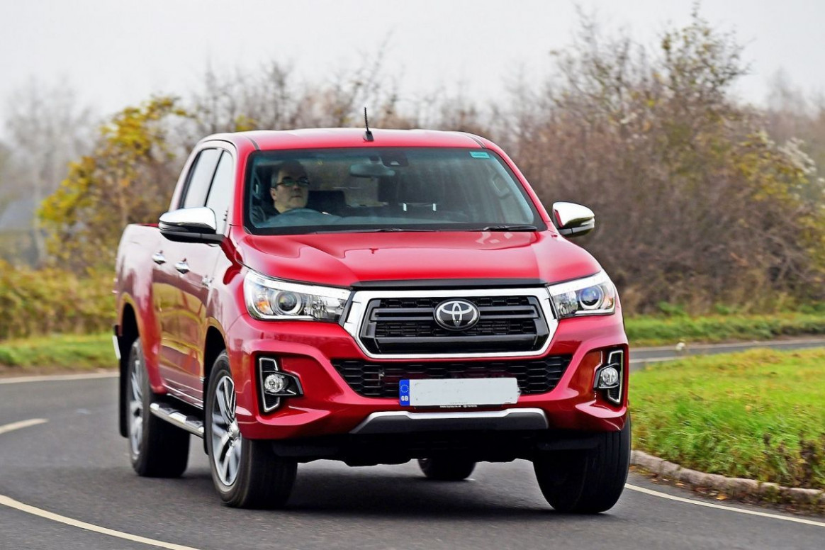 First Drive 2022 Toyota Hilux