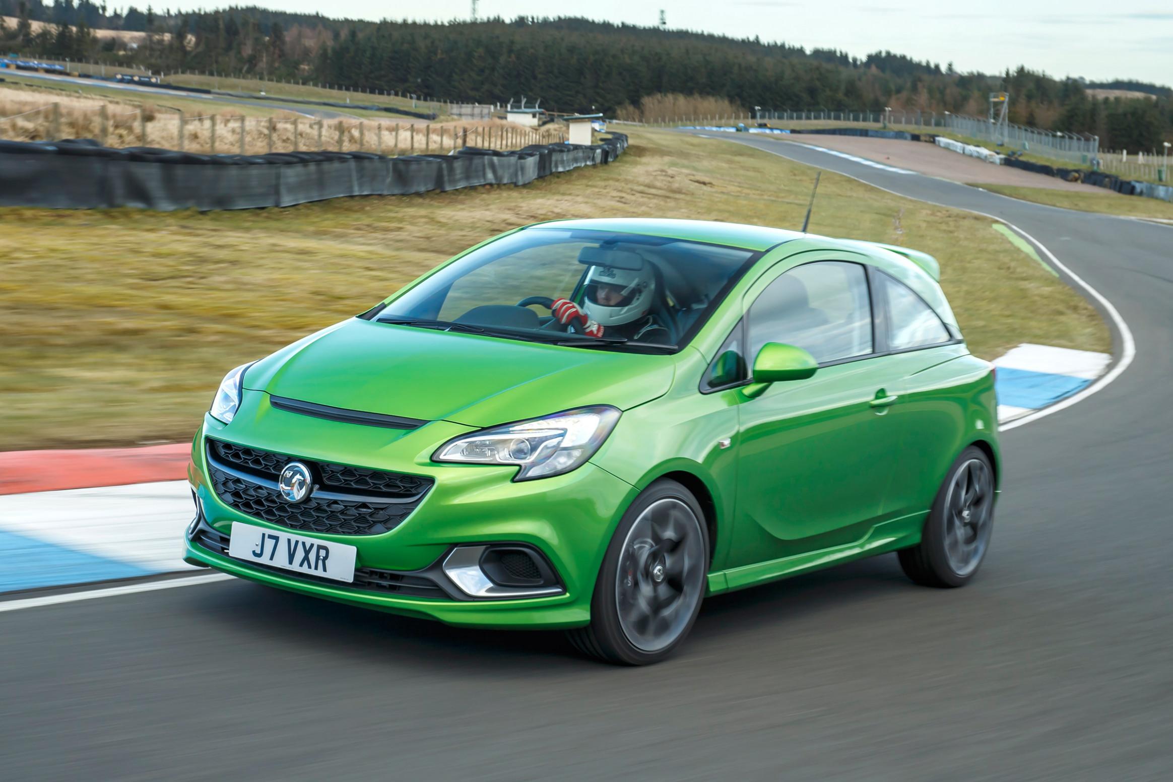 Reviews 2022 Vauxhall Corsa VXR