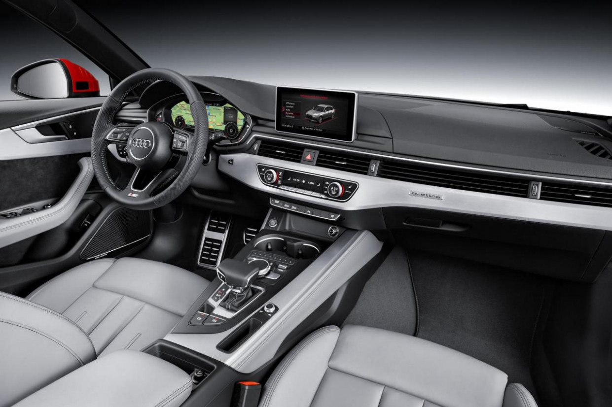 Pricing Audi A4 2022 Interior