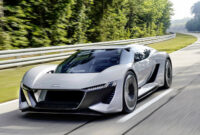 price and review audi r8 2022 black