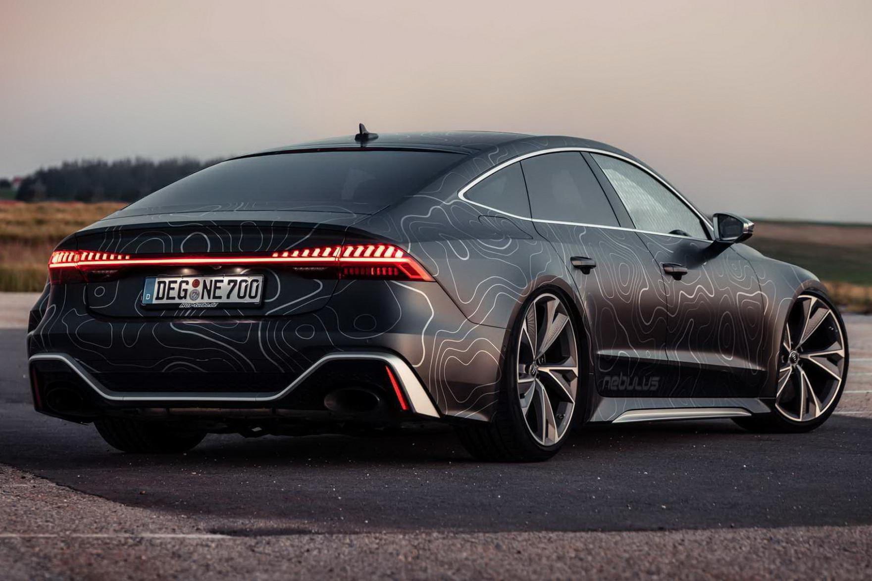 Ratings Audi Rs7 2022
