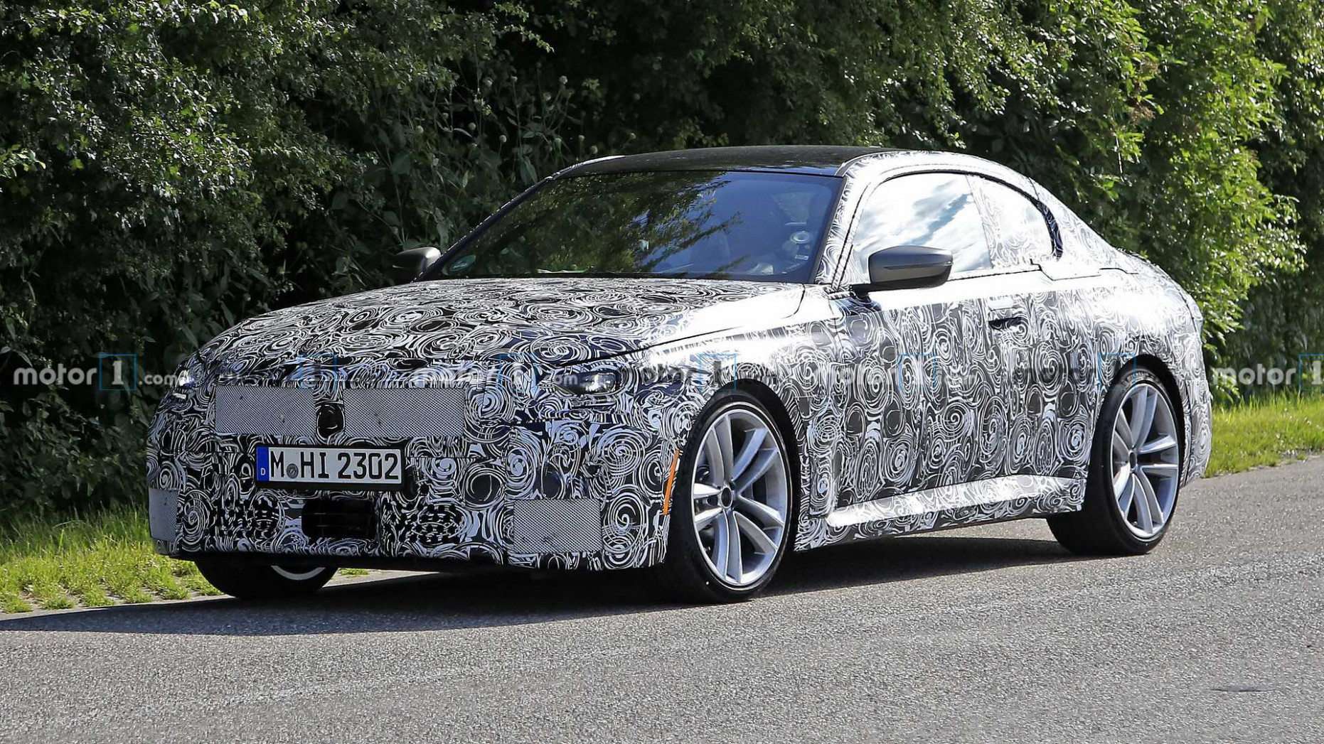 Configurations BMW Series 3 2022