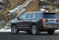 price and review chevrolet yukon 2022