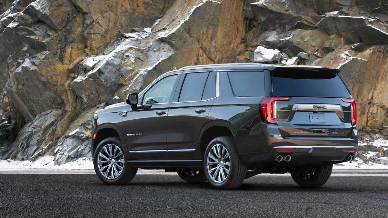 New Review Chevrolet Yukon 2022