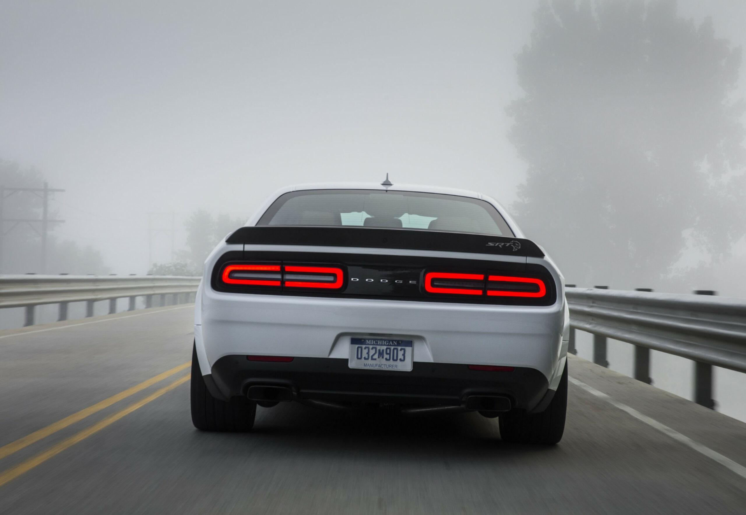 Pictures Dodge Challenger Concept 2022