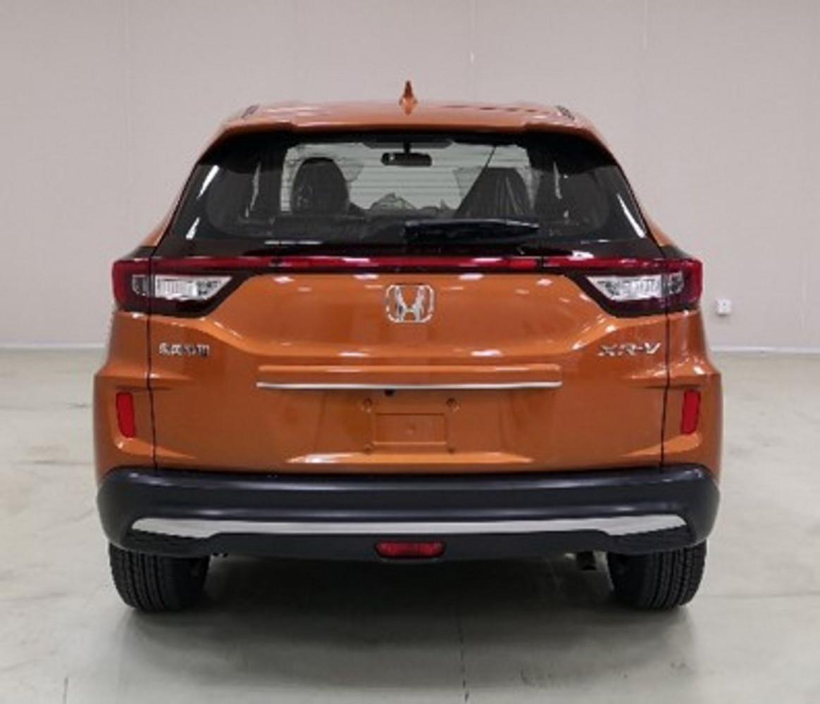 Exterior and Interior Honda Wrv 2022
