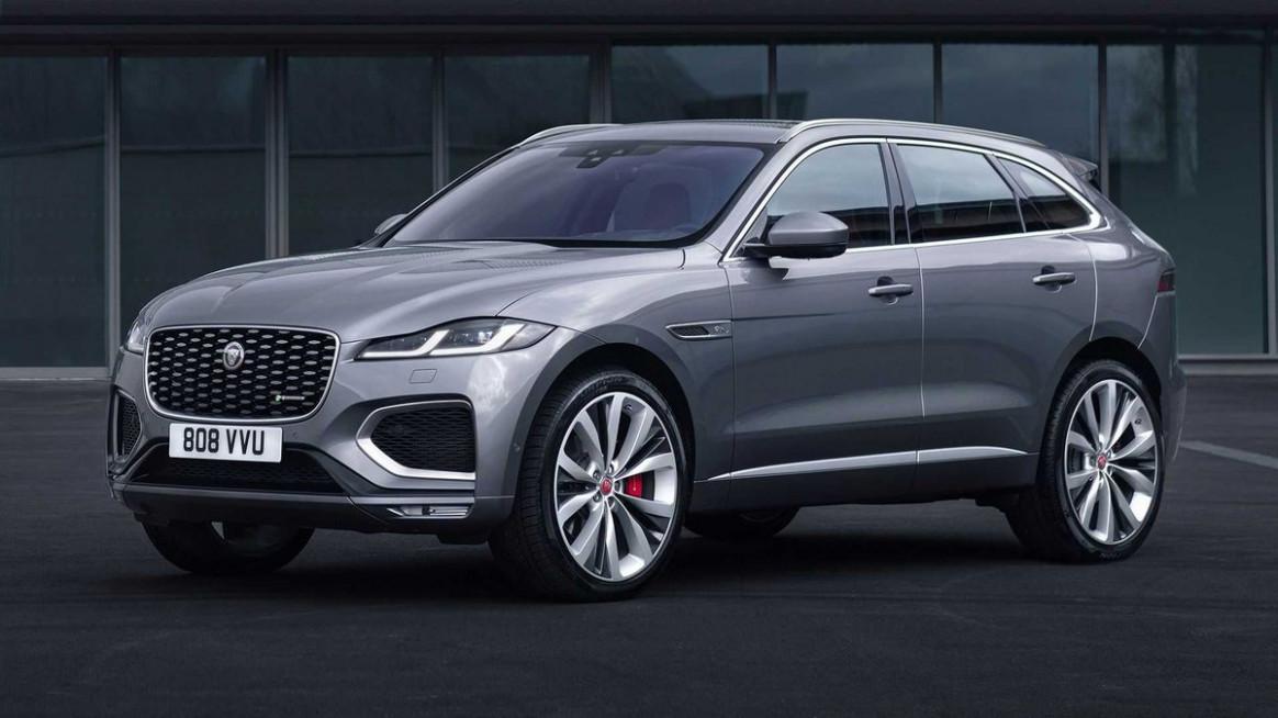 Specs and Review Jaguar F Pace 2022 Model