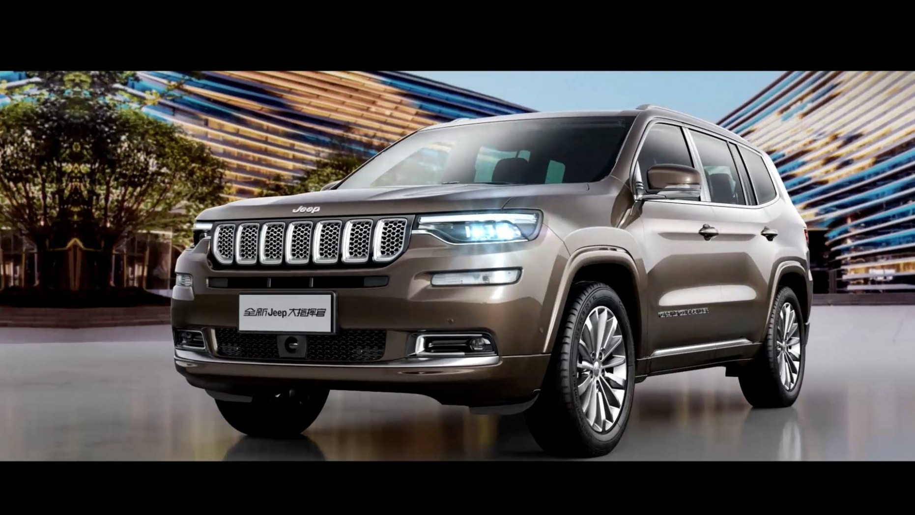 Performance and New Engine Jeep Commander 2022