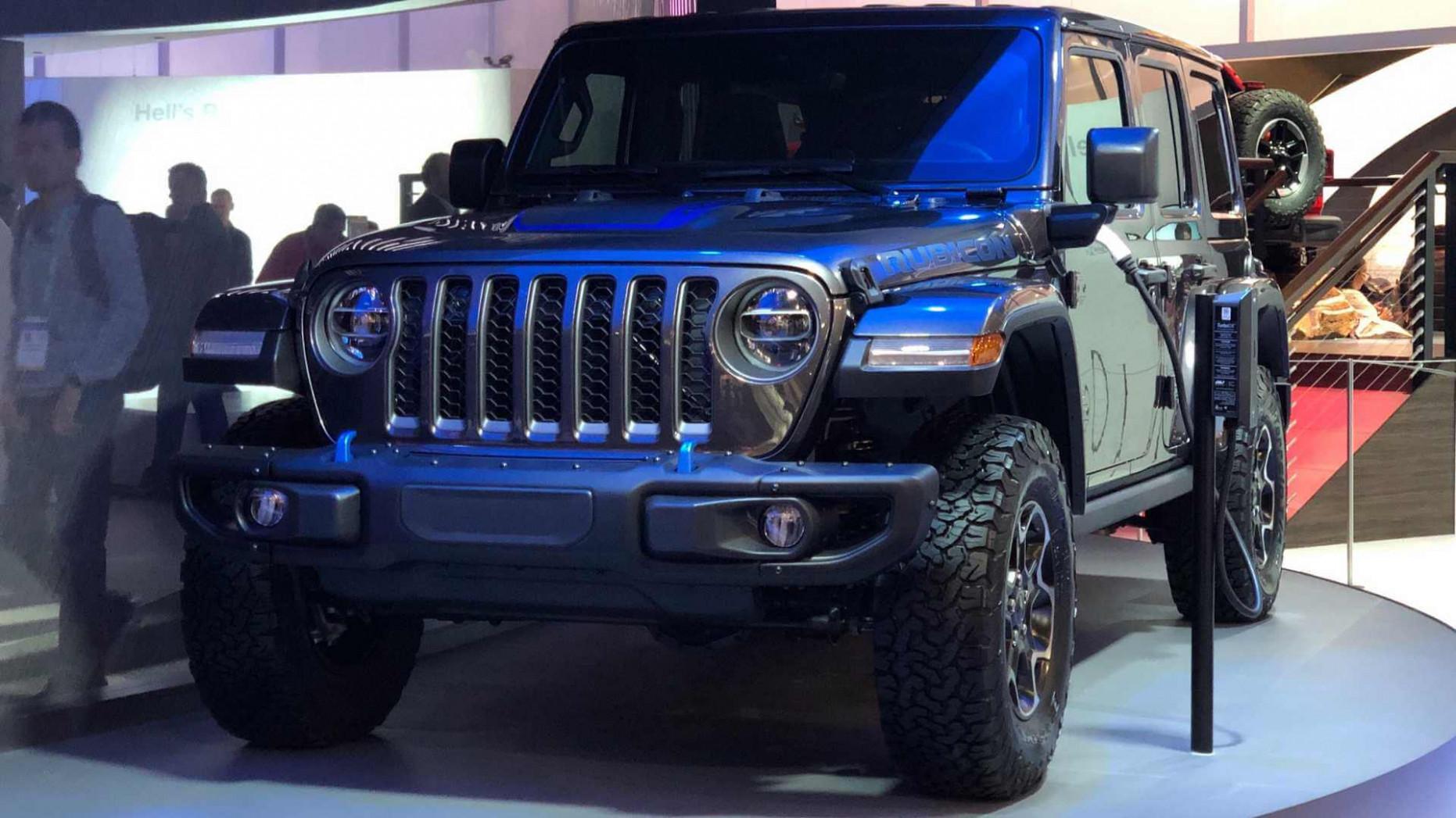 Model Jeep Jl 2022