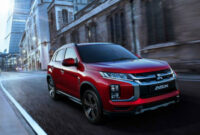 price and review mitsubishi asx 2022 model