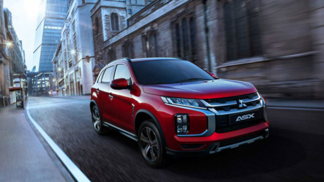 Release Mitsubishi Asx 2022 Model