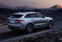 price and review new jaguar f pace 2022