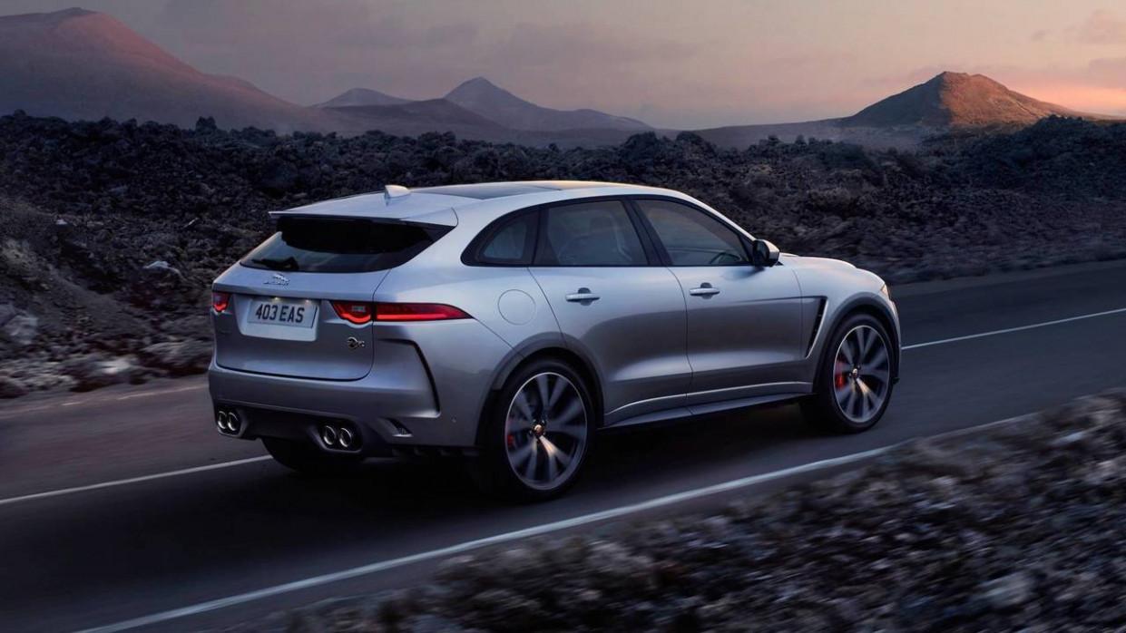 New Concept New Jaguar F Pace 2022