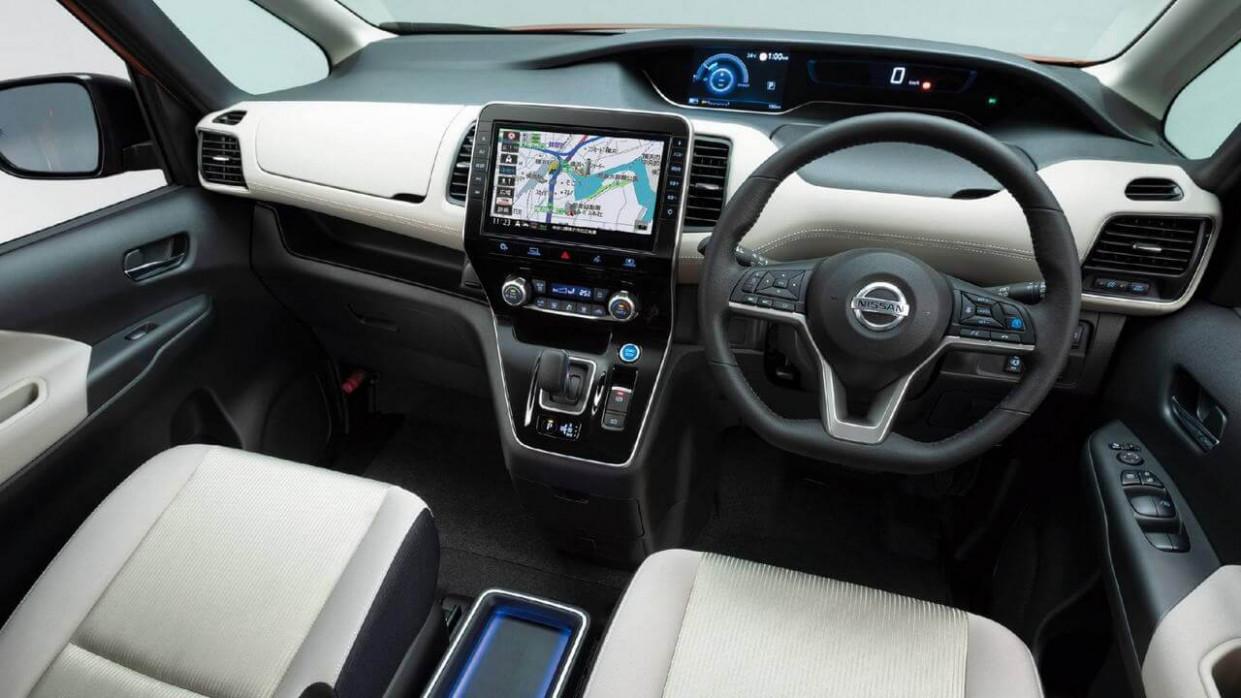 New Concept Nissan Serena 2022
