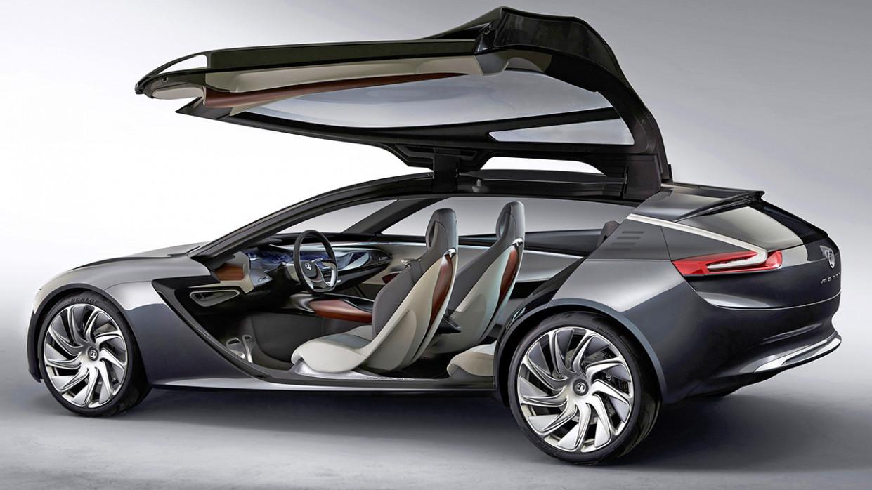Model Opel Indignia 2022