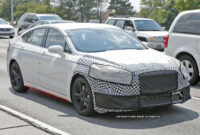 price and review spy shots ford fusion