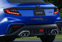 price and review subaru wrx 2022 redesign