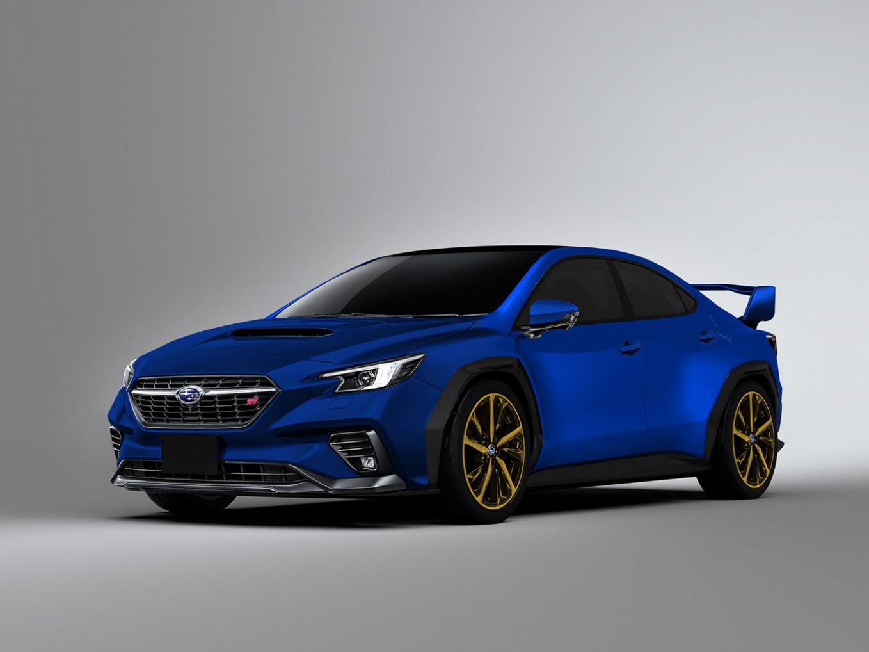 Configurations Subaru Wrx 2022 Redesign