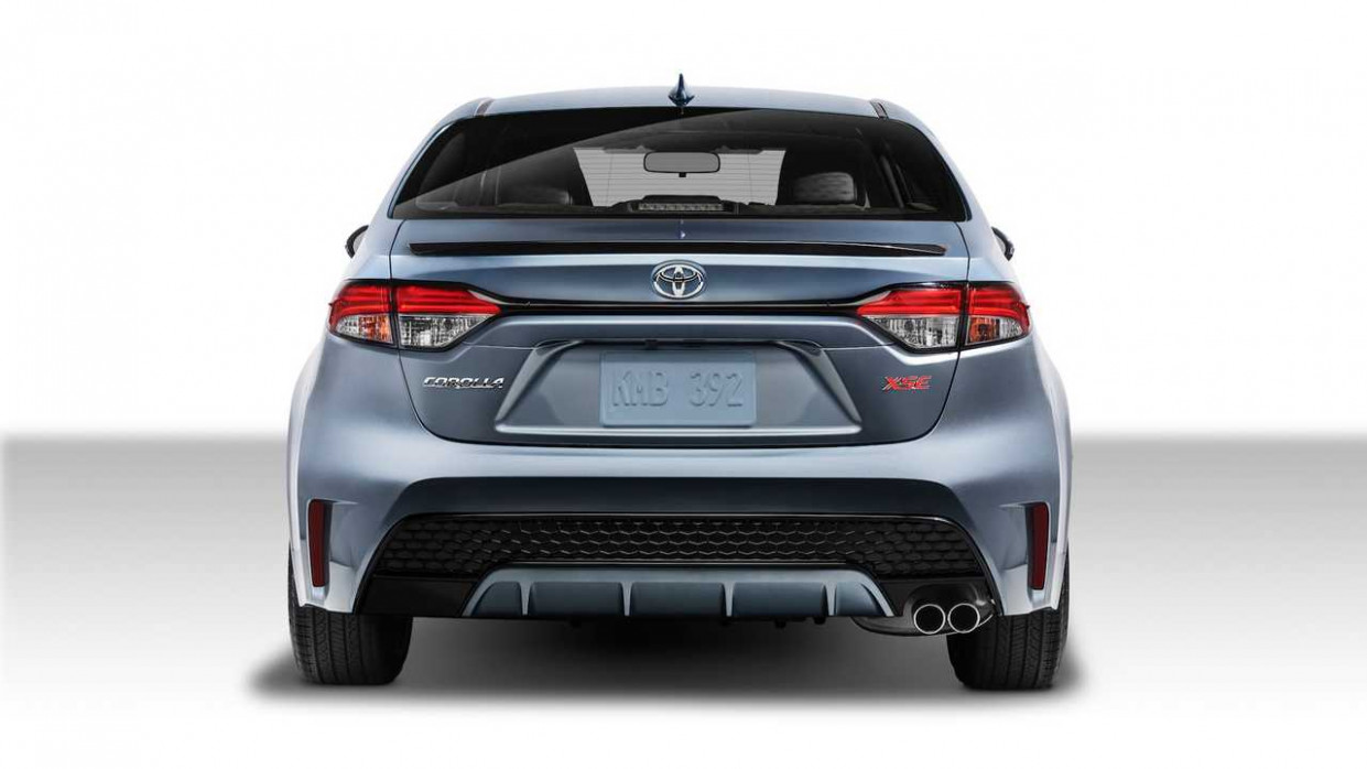 New Model and Performance Toyota Corolla 2022 Interior