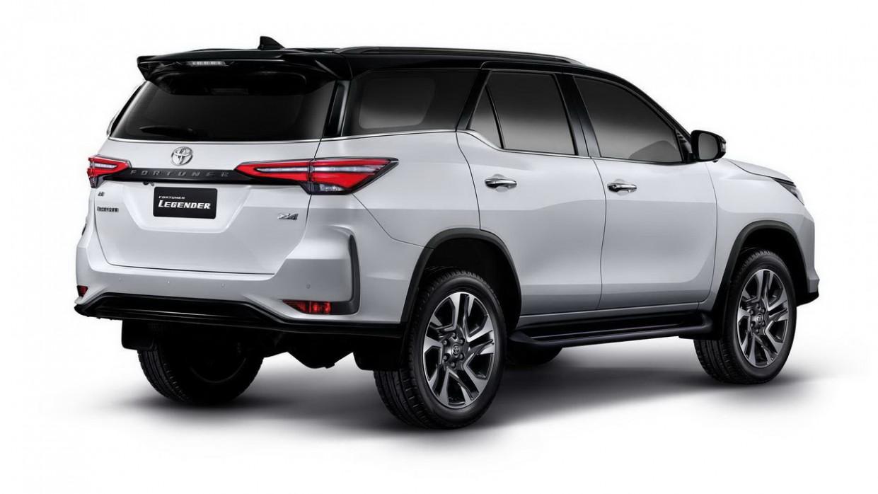Reviews Toyota Fortuner 2022 Model