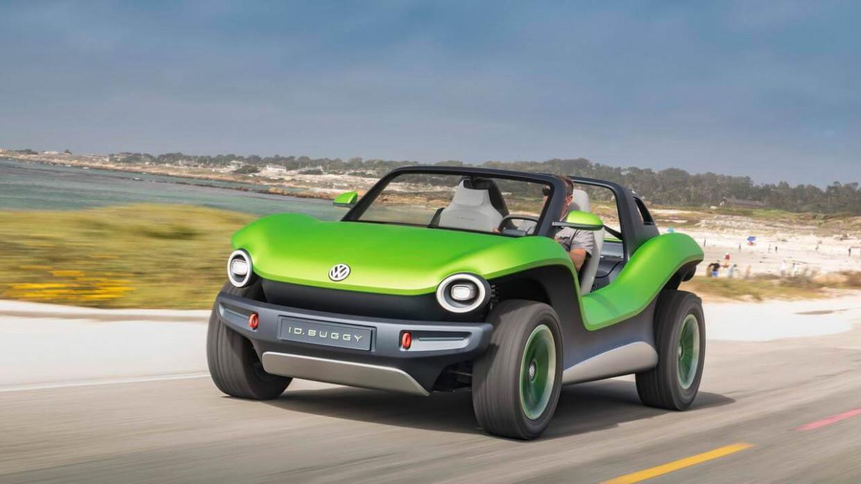 Review Volkswagen Buggy 2022