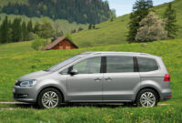 price and review volkswagen sharan 2022
