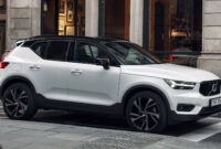 price and review volvo xc40 2022