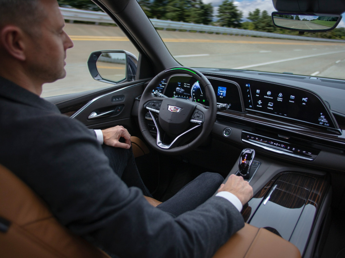 Configurations Cadillac Ct5 To Get Super Cruise In 2022