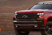 Rumors Chevrolet Blazer 2022