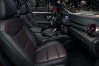 price chevrolet blazer 2022 interior