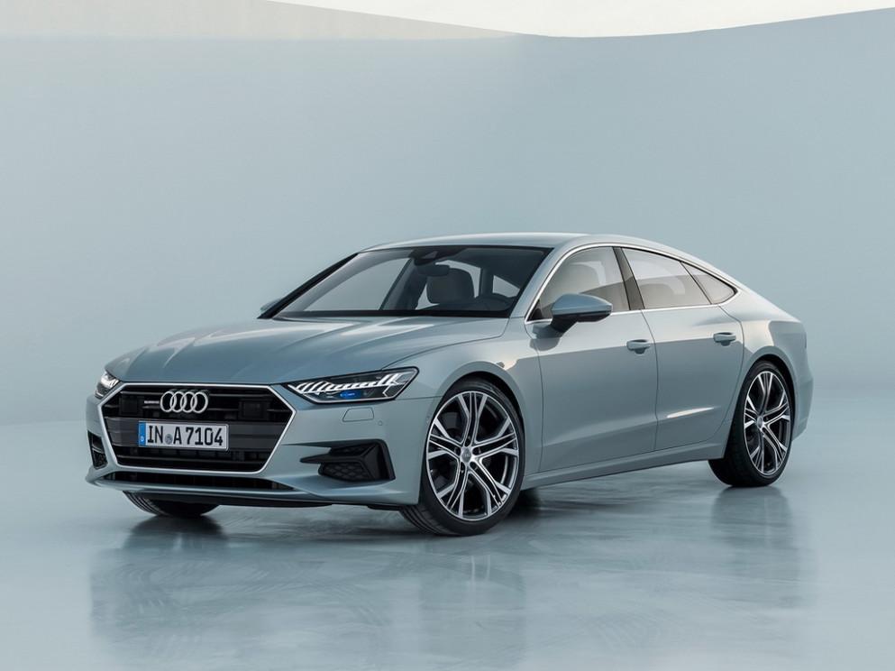 Engine 2022 Audi A7