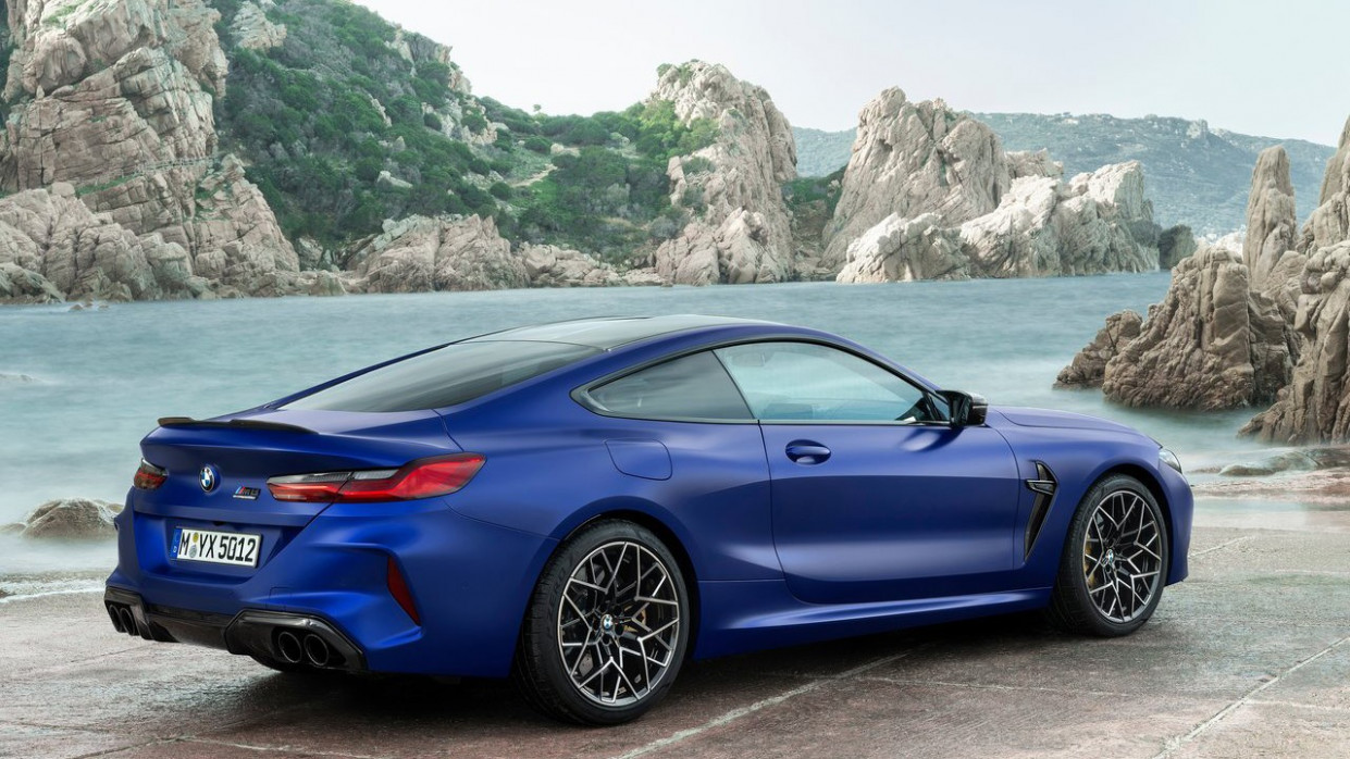 Concept and Review 2022 BMW M8