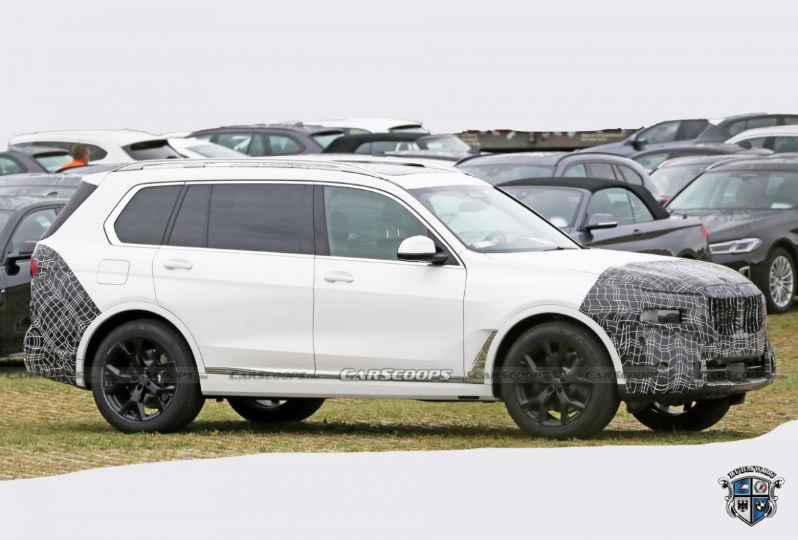 Price and Release date 2022 BMW X7 Suv
