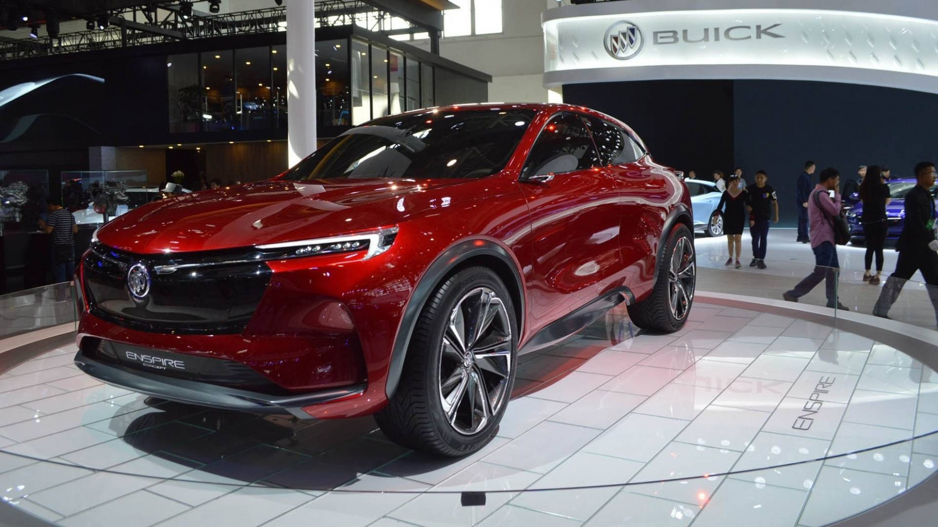 Performance and New Engine 2022 Buick Enspire