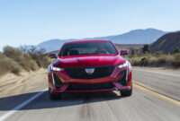 price, design and review 2022 cadillac ct5 v