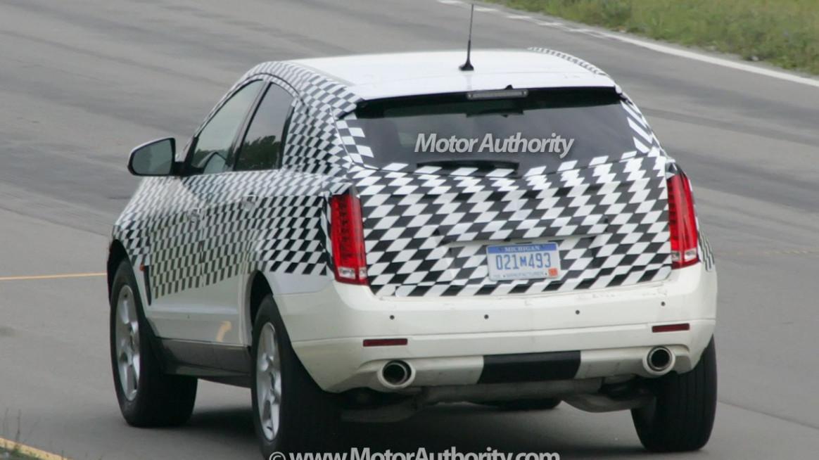 Photos 2022 Cadillac SRXSpy Photos