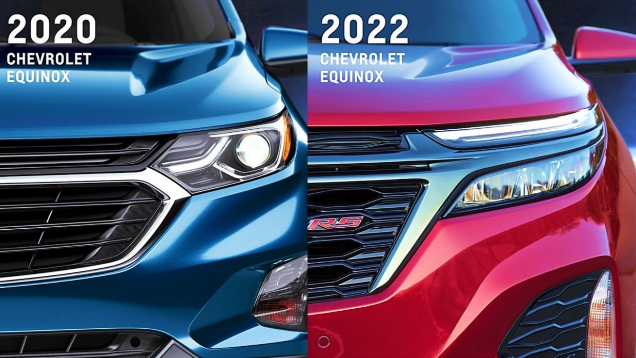 Specs and Review 2022 Chevrolet Equinox