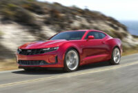 price, design and review 2022 chevy camaro