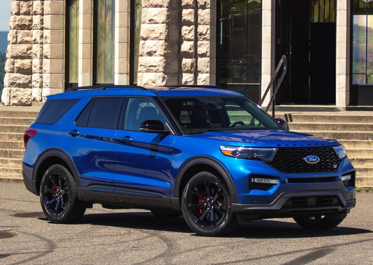 Redesign 2022 Ford Explorer Xlt Specs